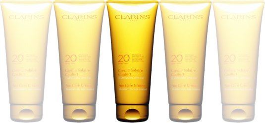 Clarins Sun Care Cream SPF 20