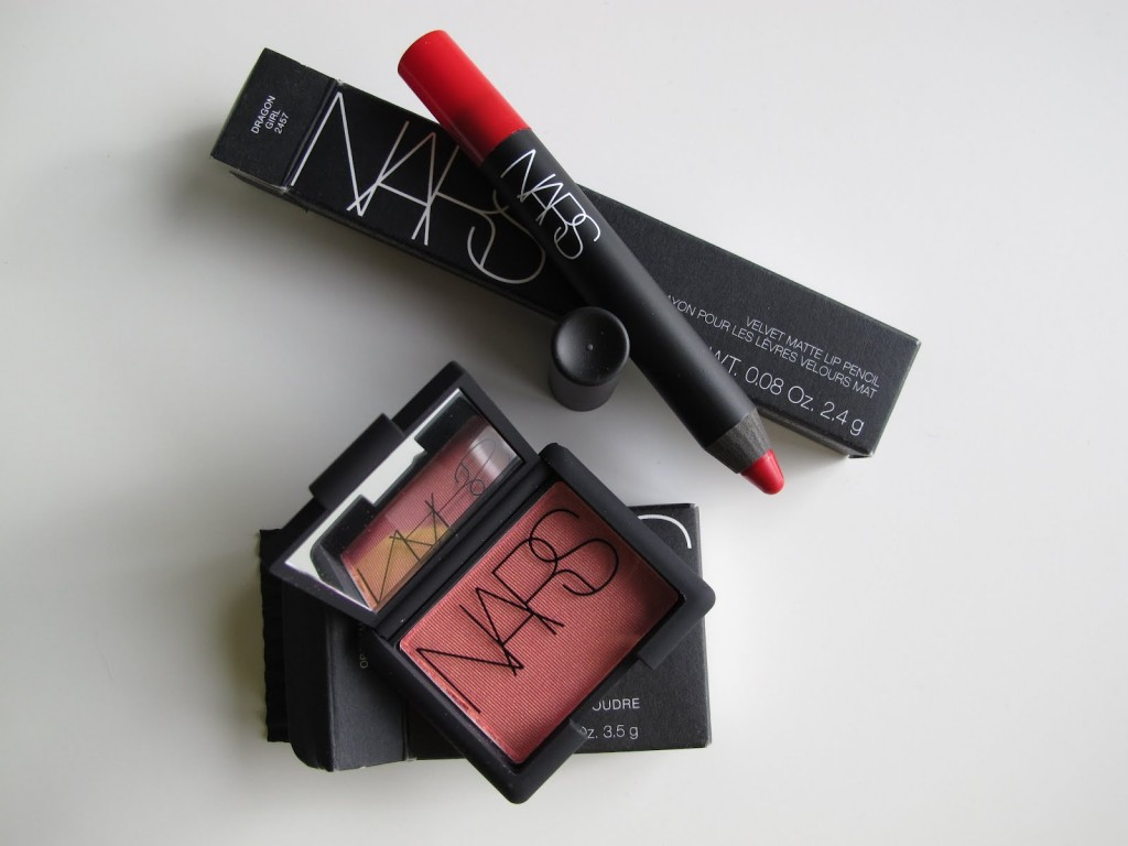 NARS Orgasm Dragon Girl