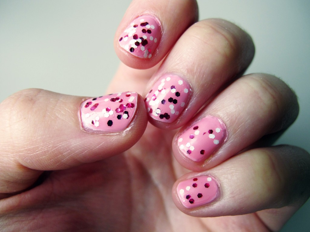 OPI Chic From Ears to Tail + Minnie Style