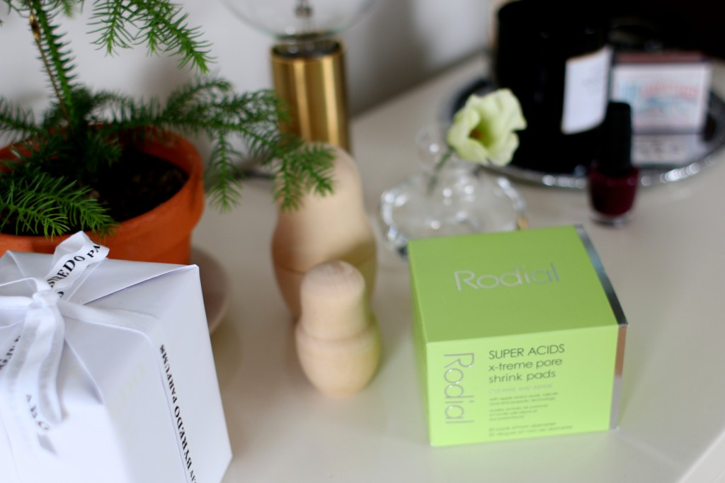 Rodial Super Acids Cleansing Pads