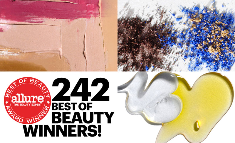 allure beauty winners 2014
