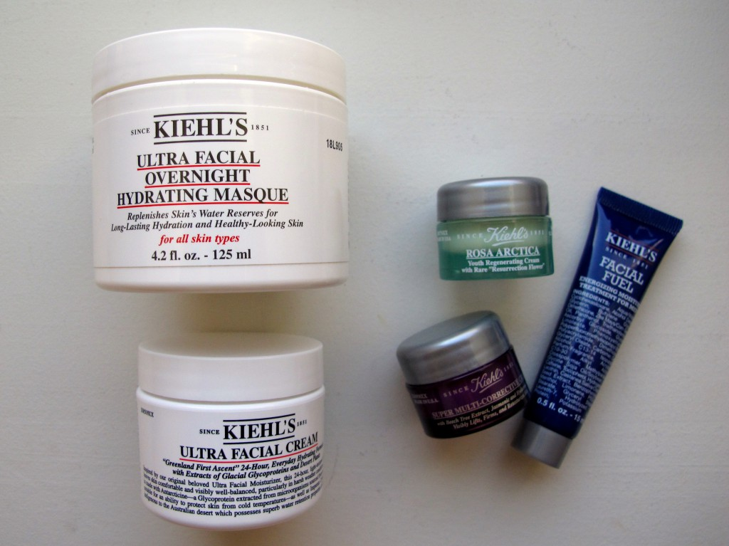 New in Kiehls