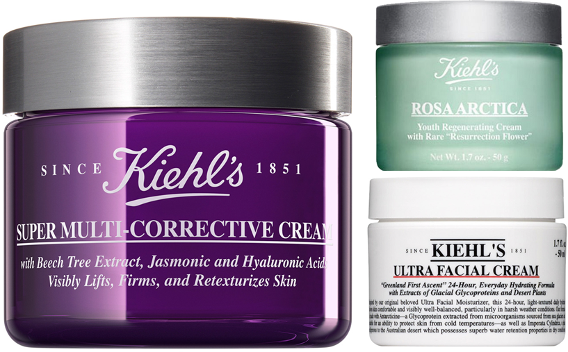 Kiehl's Super Multi-Corrective Cream Rosa Arctica Ultra Facial Cream