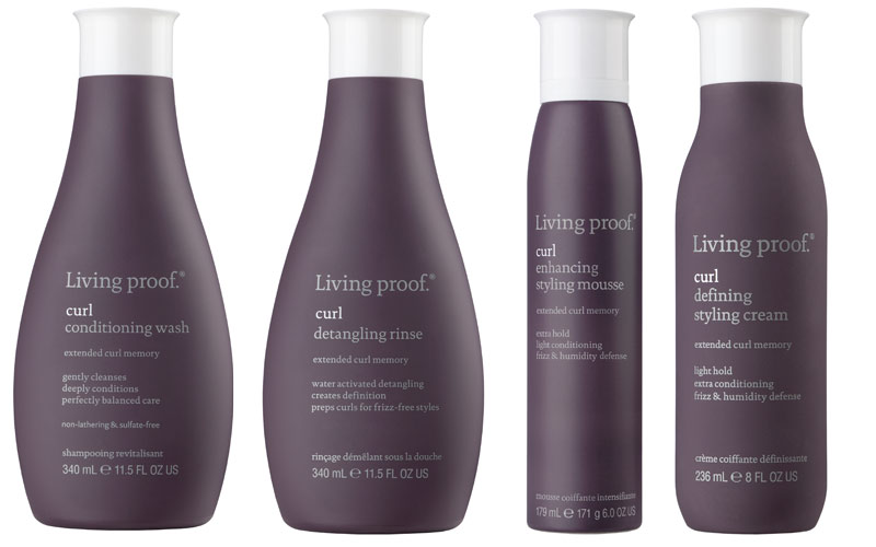 living proof curl serie
