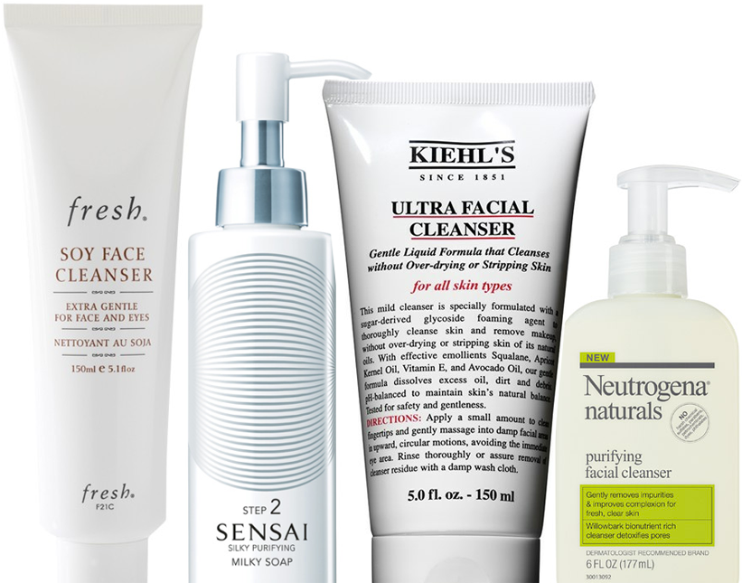 fresh-sensai-kiehls-neutrogena