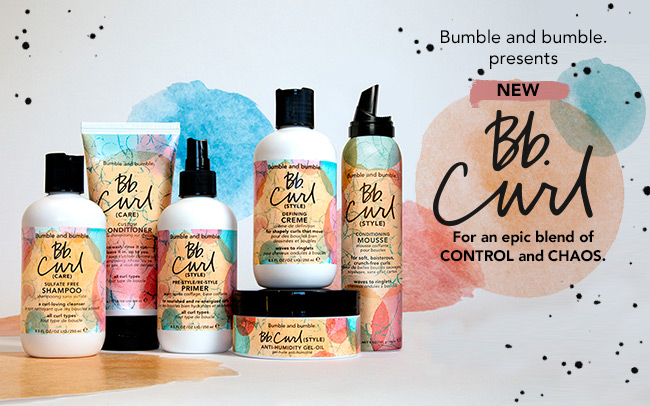 bumble and bumble bb.curl