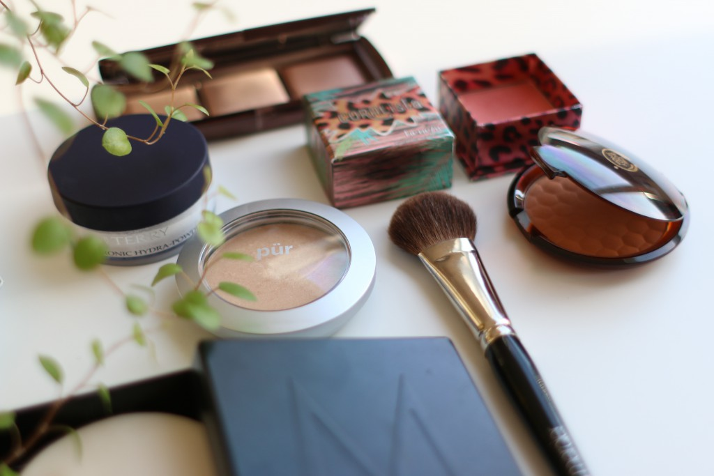 laura mercier hoursglass by terry benefit purminerals the body shop make up store