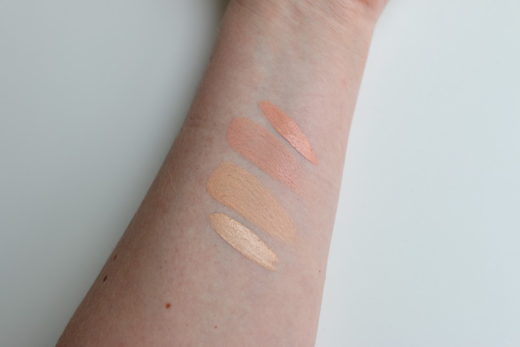 Bobbi brown correct conceal swatch
